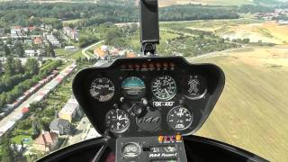 preview picture of video 'Holešov - vyhlídkový let'