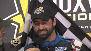 360 Knoxville Nationals Night #1 Victory Lane - August 6, 2020
