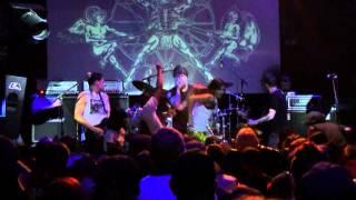 EXCEL - Insecurity (Clash Club - São Paulo, Brasil 25-10-2014) Crossover