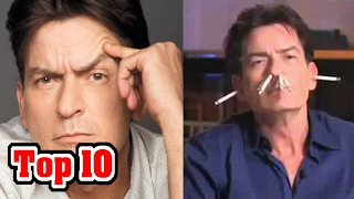 Top 10 CELEBRITIES Who Went CRAZY