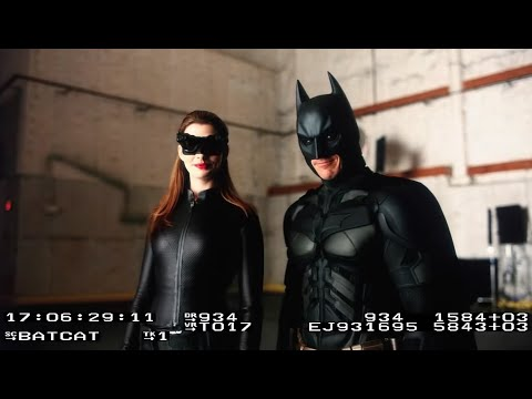 The Dark Knight EXTENDED Screen Test - Christian Bale - Cillian Murphy - Eion Bailey & More!
