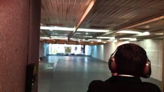 Ozan Yasin Dogan Shooting with Glock G34 Last Shoots