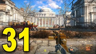Fallout 4 - Part 31 - Searching for the Institute (Let's Play / Walkthrough / Gameplay)