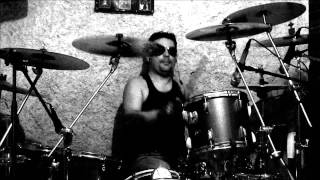 """ACDC - """"all screwed up"""" - Drum cover by Ricardo Morales 2013"""