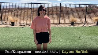 Testimonial  - Artificial GrassFor Sale CraigslistBaseball fields Las VegasTurfkingz