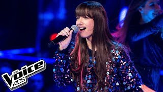 "Wiktoria Gabor   ""Who You Are""   Finał   The Voice Kids Poland 2"