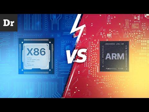 ARM vs x86: ОБЪЯСНЯЕМ