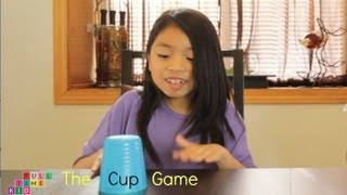The Cup Game | Full-Time Kid | PBS Parents