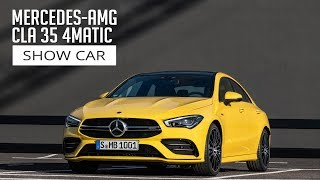 Mercedes-AMG CLA 35 4MATIC   - Show Car