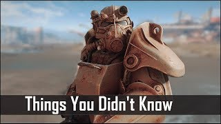 Fallout 4: 5 Things You (Probably) Never Knew You Could Do in The Wasteland