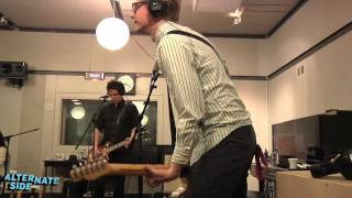 "Art Brut - ""Unprofessional Wrestling"" (Live at WFUV/The Alternate Side)"