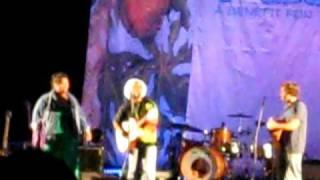 Cry, Cry, Cry- Ziggy Marley, Jack Johnson, and Paula Fuga (live)