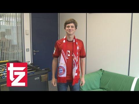 FC Bayern München: Zehn Varianten, den Bayern-Schal zu tragen