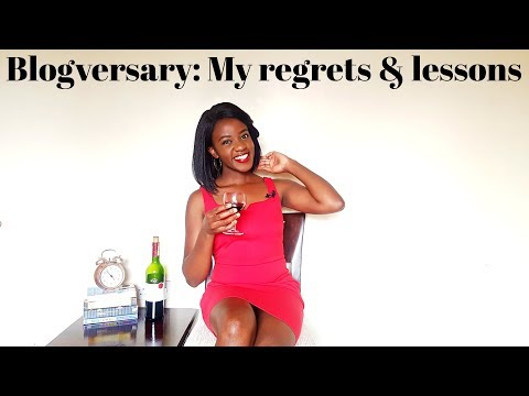 BLOGVASERY: MY REGRETS & MY LESSONS ALONG THE WAY | CHAT & CHOWDOWN VOL. V