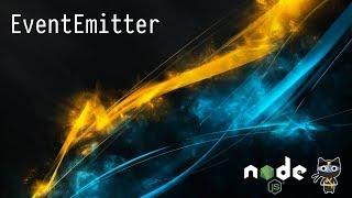 EventEmitter - Базовый Node.js - Javascript.Ninja