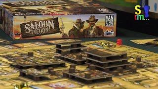Video-Rezension: Saloon Tycoon