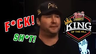 [UNCENSORED] Phil Hellmuth Storms Off The Set - $200,000 Poker Match