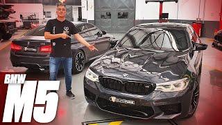 BMW M5 De 800 Cv! - SERÁ QUE ELA AGUENTA TANTA POTÊNCIA? - A Roda #191