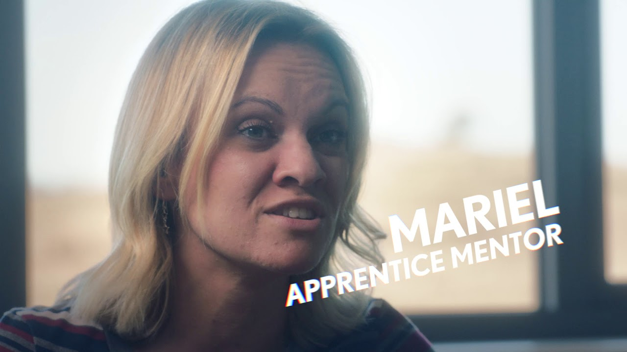 Recruiting apprentices video