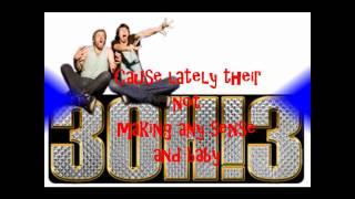 Double Vision - 3OH!3 Lyrics