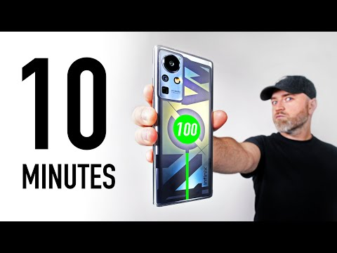 The Fastest Charging Smartphone I've Ever Tested…