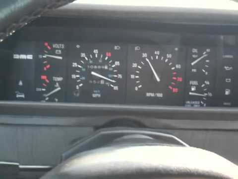 DeLorean 88 mph!