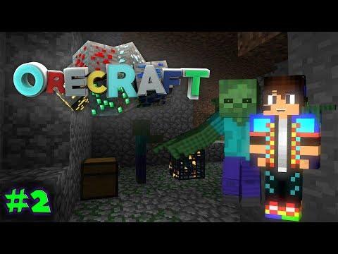FARM MOB SPAWNER ZOMBIE 1.13!! - OreCraft #2