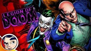 "Justice League ""Legion of Doom Origin"" – Complete Story"