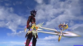 Union Ultima Weapon - KH3 mods