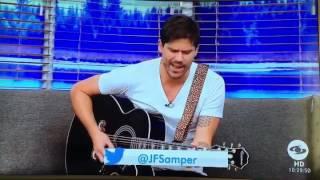 """Samper """"Pensando En Ti"""" Día A Día Caracol Tv"""