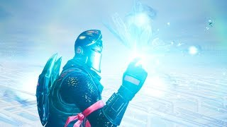 THE CUBE EXPLOSION MOMENT!! FORTNITE EVENT!! (RIP THE CUBE)