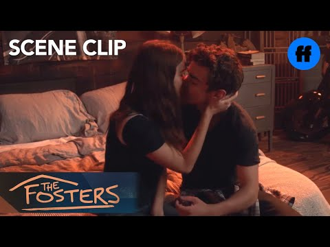 The Fosters | Season 5, Episode 7: Callie & Aaron's First Time | Freeform