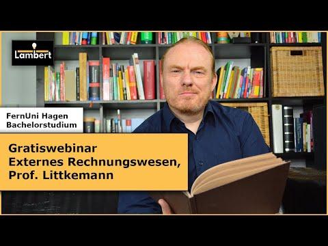 Gratiswebinar Externes Rechnungswesen (Prof. Littkemann)