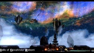 Halls of Dovahndor - Skyrim Special Edition House Mod