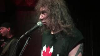 "ANVIL Live 5/28/16 Hawthorne Theater Lounge Portland Oregon ""Ooh Baby"""