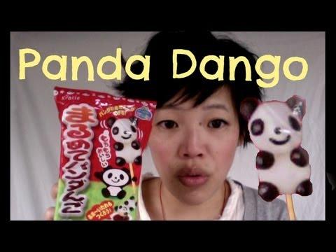 Panda Dango – Whatcha Eating? #80