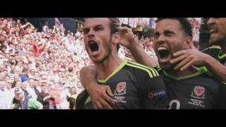 Euro 2016 Montage - Magic In The Air