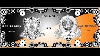 preview picture of video 'L'après Match Roller Derby Les Morues (Lorient) Vs Allblocks (Mérignac)'