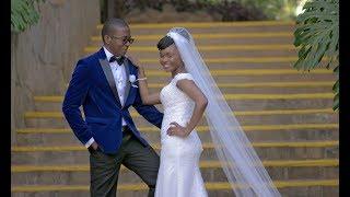 The Best Kenyan Wedding At Safari Park Hotel (GH5 4K Film)