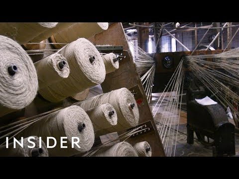 How Rope has Been Made for the Last 400 Years