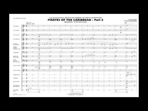 Pirates of the Caribbean - Part 2 by Klaus Badelt/arr. Michael Brown