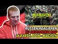RUSSIANS REACT TO GERMAN RAP | Olexesh - MAGISCH feat. Edin (prod. von PzY) | REACTION