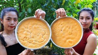 Yummy cooking dessert sweet potato with sticky rice recipe - Natural Life TV