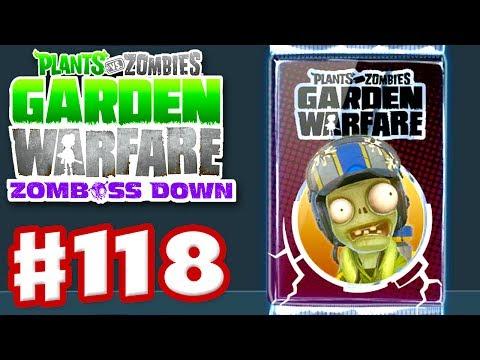 Plants vs. Zombies: Garden Warfare - Gameplay Walkthrough Part 118 ...