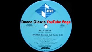 Billy Ocean   Loverboy (Extended Club Remix)