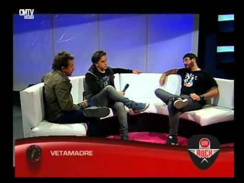 Vetamadre video Entrevista CM Rock - Mayo 2015