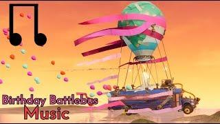 Fortnite 1st Birthday Battle Bus Music 免费在线视频最佳电影电视
