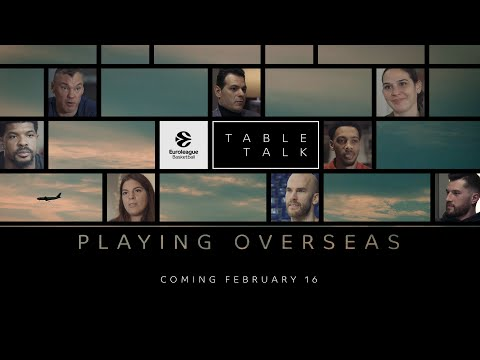 Coming soon: Table Talk: Playing Overseas
