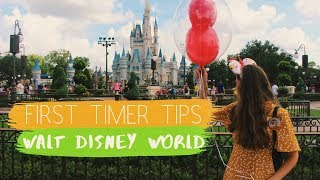 11 ESSENTIAL Tips For First Timers At Disney World !!