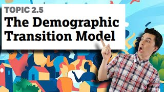 Demographic & Epidemiological Transition Model [AP Human Geography Unit 2 Topic 5] (2.5)